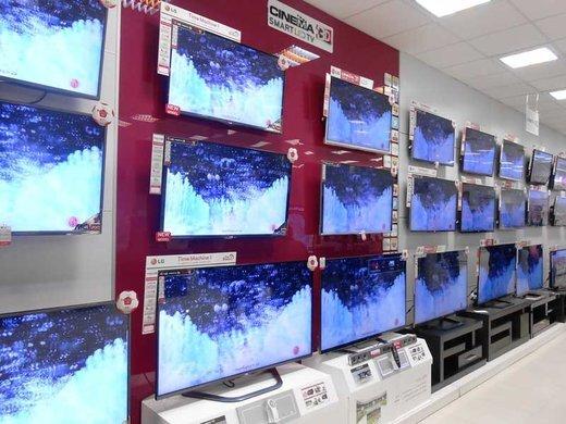 ایرانیها سالی چند تلویزیون میخرند؟