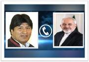 ظریف به مورالس تبریک گفت