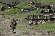ببینید   درگیری شدید بین ارمنستان و آذربایجان در نزدیکی روستای اوزان در ایران