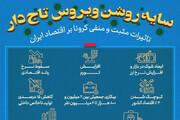 ببینید | کرونا، بلای مضاعف اقتصاد ایران