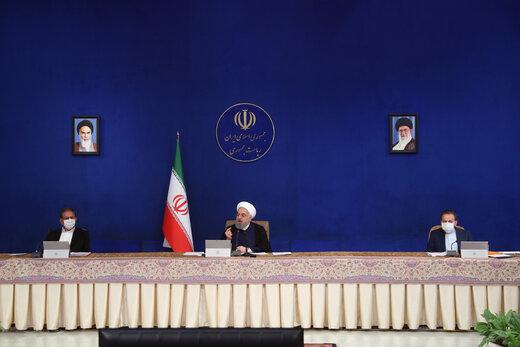 مصوبات هیات دولت در روز ریاست روحانی بر جلسه