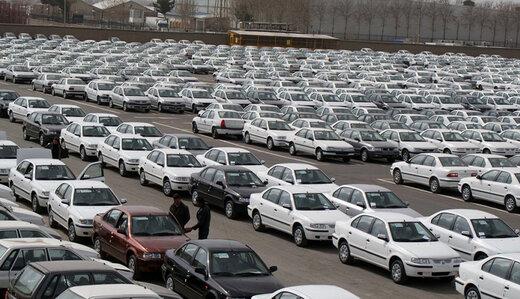 آخرین قیمتها در بازار خودرو/ پراید یک کانال ریزش کرد