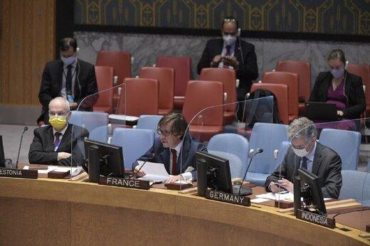 درخواست فرانسه برای اجرای قطعنامه ۲۲۳۱ از سوی همه کشورها