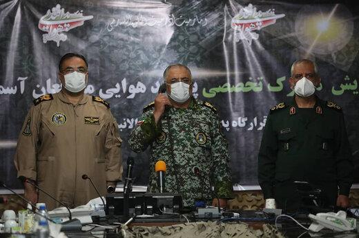 ببینید   قدرتنمایی نظامی ایران برای آمریکا و سایر دشمنان