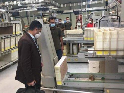 بررسی رعایت استانداردهای بهداشتی در شرکت توتون صنعت پارسیان قشم