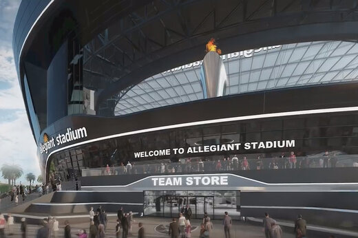 ببینید | پیشرفتهترین و گرانقیمتترین ورزشگاه جهان آماده بازگشایی