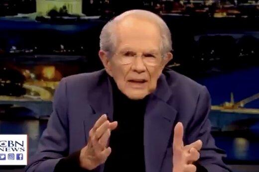 ببینید | روحانی معروف مسیحی: خدا به من گفت ترامپ انتخابات را میبرد