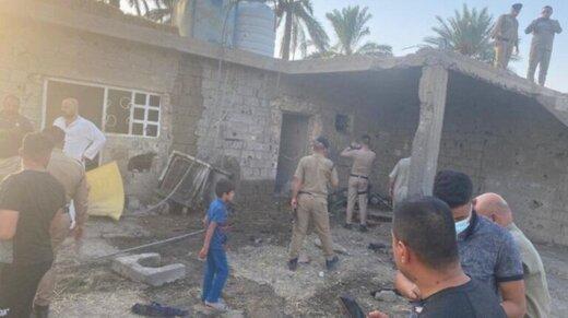 الحشدالشعبی: جنایت «الرضوانیه» کار سفارت آمریکا در بغداد بود/عکس