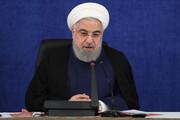 کنایه معنادار روحانی به محمود احمدی نژاد