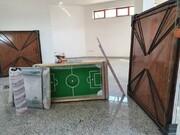 تجهیز  ۲۹ خانه ورزش روستایی دیگر در آذربایجانغربی