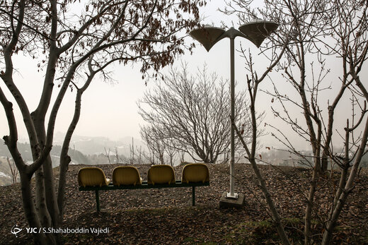 آلودگی هوا دست از سر تهران بر نمیدارد/ شاخص کیفیت هوا