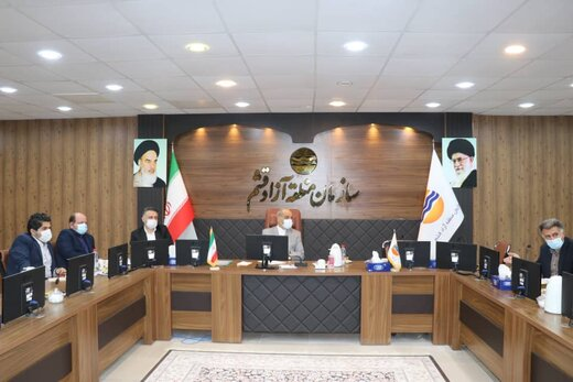 رفع تصرف ۲۵۵ هکتار از اراضی ملی و دولتی قشم به ارزش ۵۱۰۰میلیارد ریال