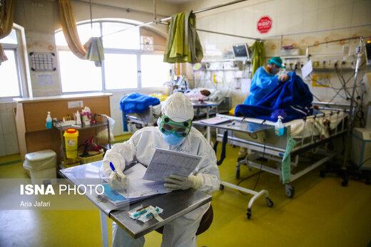 آخرین آمار کرونا در کشور؛ فوت ۳۰۴ مبتلا به کرونا در شبانهروز گذشته