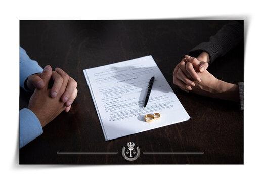 تقسیم اموال در طلاق توافقی چگونه است؟