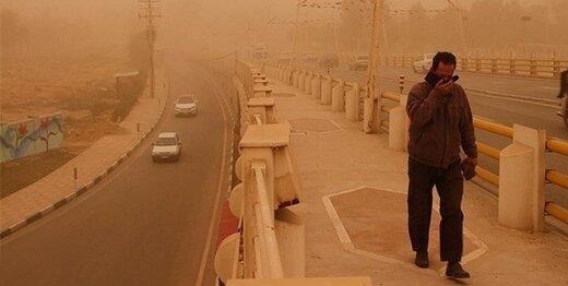 هشدار هواشناسی درباره آلودگی هوا در چهار کلانشهر