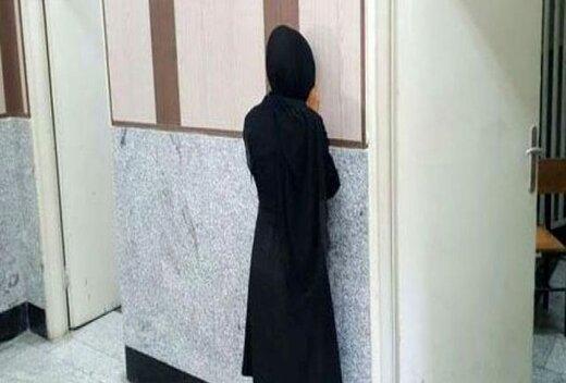 توضیح پلیس درباره فیلم کتک زدن یک دختر در آبادان؛ مامور حراست بازداشت شد