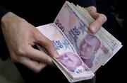 ارزش لیر ترکیه به پایین ترین حد در تاریخ خود رسید
