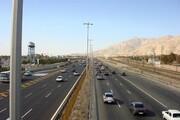 آخرین وضعیت ترافیکی و جوی در محورهای مواصلاتی کشور