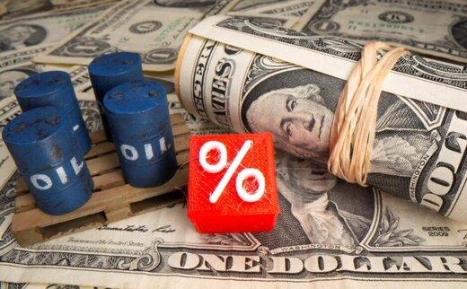 افت قیمت نفت در بازار جهانی