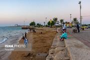 تصاویر | حال و هوای بوشهر در روزهای قرمز کرونا