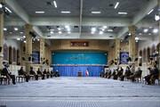 ببینید | اولین دیدار در بیت رهبری پس از ۸ماه با حضور رئیس جمهور