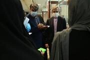 دستور رئیس سازمان زندانها در رابطه با رفع نواقص زندان زنان