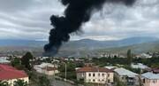ارتفاعات استراتژیک قرهباغ به کنترل باکو در آمد