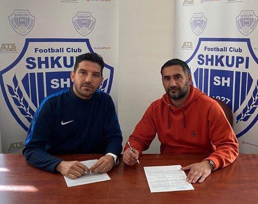 مربی سابق تراکتور به تیم قهرمان مقدونیهای پیوست