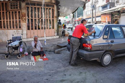 بوشهر در روزهای قرمز کرونا