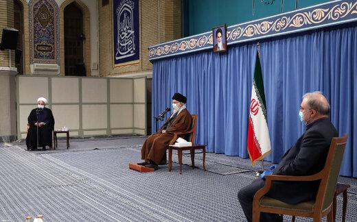 واکنش رهبر انقلاب به تهدید به اعدام روحانی چه بود؟