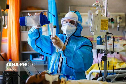 آخرین آمار از کرونا در ایران: شناسایی ۵۸۱۴ بیمار جدید/ آمار قربانیان همچنان بالای ۳۰۰ فوتی