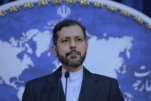 FM spokesman refutes any change in Iran's northwestern borderlines