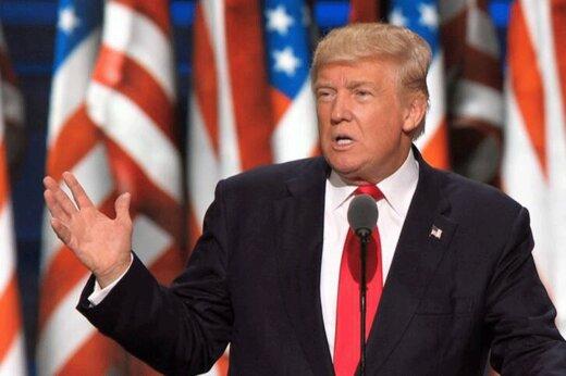 ببینید | ترامپ پس از رای دادن: به شخصی به اسم ترامپ رای دادم!