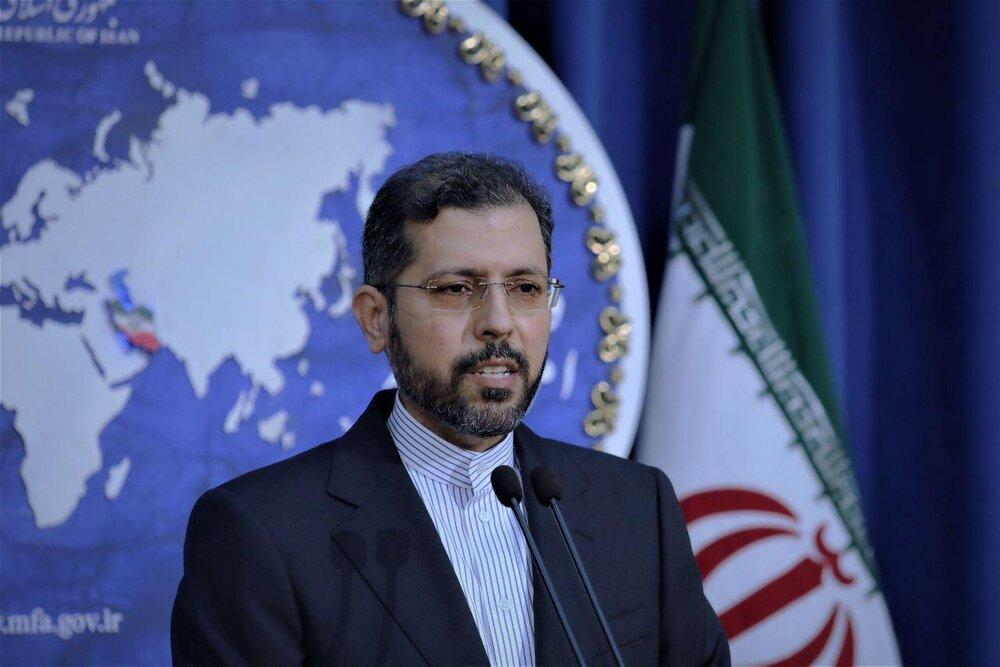 خطیبزاده:هیچ پیامی از آمریکا دریافت نکردهایم