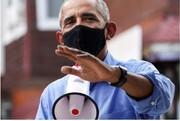 اوباما:ما رئیسجمهوری نخواهیم داشت که مردم را به خاطر انتقاد کردن از خودش به زندان تهدید کند