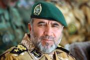 ببینید | فرمانده نیروی زمینی ارتش، آمریکا و اسرائیل را تهدید کرد