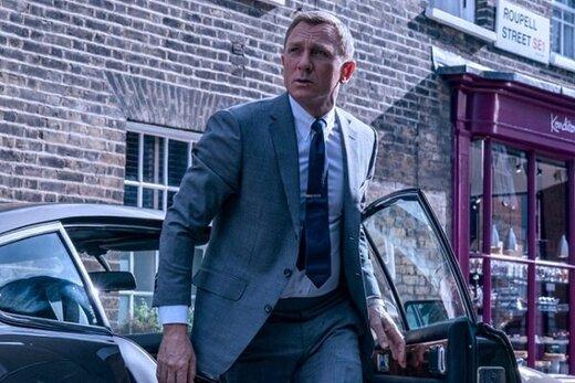 «جیمز باند» ۶۰۰ میلیون دلار میارزد؟