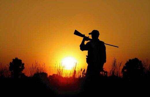 شکار کل وحشی با ژ-۳/ عکس