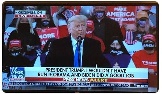 ترامپ برای رأی جمع کردن دست به دامن راهبههای قلابی شد!/عکس
