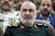 ببینید | حضور خبرساز فرمانده کل سپاه در مناطق مرزی