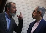 کَلکَلِ سیدجواد رضویان و سیامک انصاری در شبکه سه