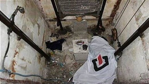 مرگ تلخ دختر جوان در آسانسور