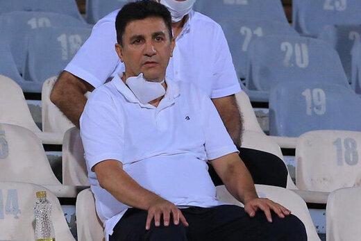 حمله امیر قلعه نویی به عضو هیات مدیره استقلال:چطوری وارد فوتبال شدید؟