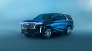 ببینید | معرفی تماشایی خودروی جدید «کادیلاک» با پیشرفتهترین امکانات