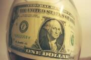دلار خود را بالا کشید