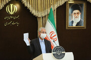 Iran gov't spokesman says sound of breaking wall of sanctions is well heard