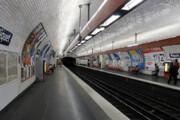 ببینید | فوری؛ تخلیه یک ایستگاه مترو در پاریس به دلیل گزارش بمبگذاری