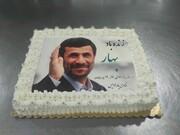 تولد محمود احمدی نژاد بدون رعایت پروتکل های ضدکرونایی +عکس