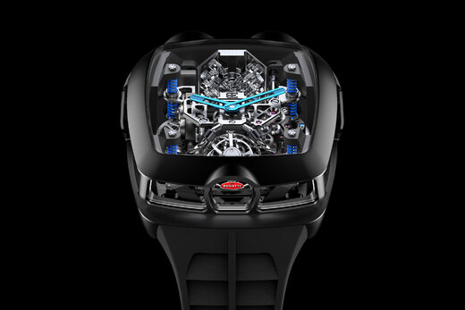 ببینید   ساعتی لوکس با قیمت نجومی 8 میلیارد تومان!