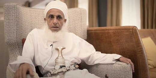 فتوای مفتی عمان درباره فرانسه/عکس